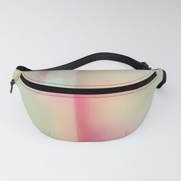 """Sherbert"" pastel Colored Abstract Design Fanny Pack"