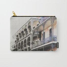 New Orleans Throwback Carry-All Pouch
