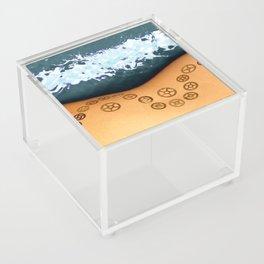 Gears Acrylic Box