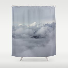 Mount Pilchuck 03 Shower Curtain