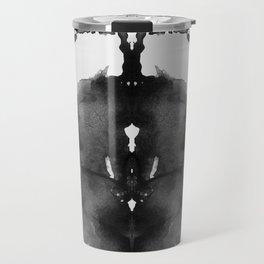 Form Ink Blot No. 12 Travel Mug