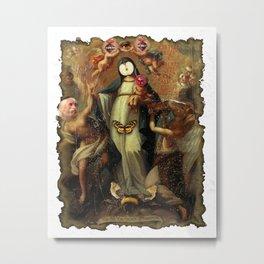 Crown of Creation Metal Print
