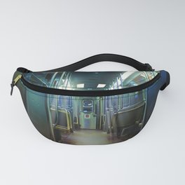 Ghost Train Fanny Pack