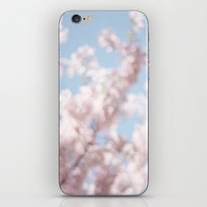 Natures candy floss iPhone & iPod Skin