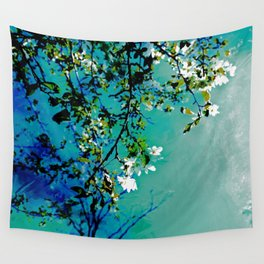 Spring Synthesis IV Wall Tapestry