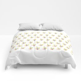 Memories of a kitchentable Comforters