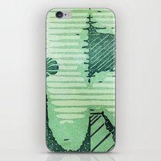 »R« iPhone & iPod Skin