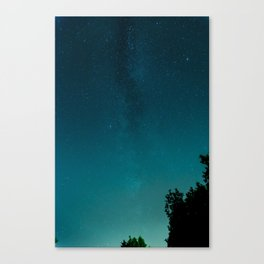 Above & Beyond Canvas Print