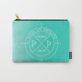 PLACES X PORTRAITS - WANDER X CREATE - WHITE Tasche