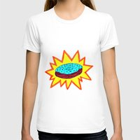 donut T-shirts featuring Donut by Tesseract