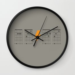 ACDC Wall Clock