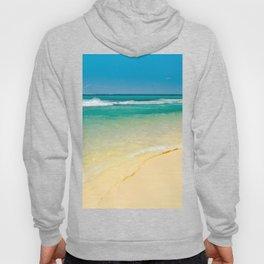 maui beaches into the blue Hoody
