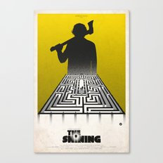 Shining (SK Films) Canvas Print