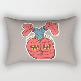 Warm Hug Rectangular Pillow