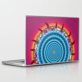 Freedom Mandala - מנדלה חופש Laptop & iPad Skin