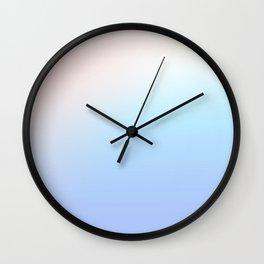 #adc7f9 Wall Clock