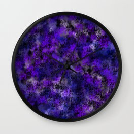 Cosmic Chaos Wall Clock