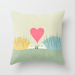 I was looking for you everywhere Throw Pillow