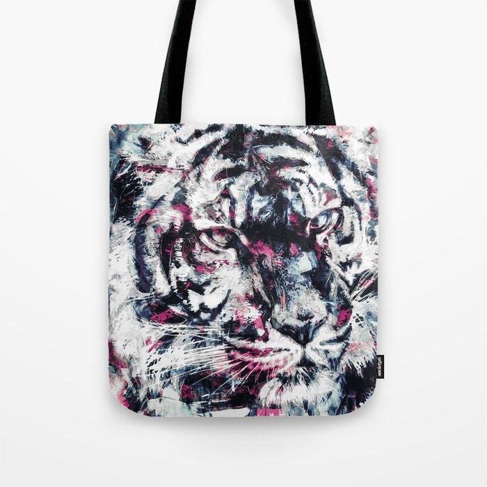 TIGER IV Tote Bag