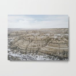 Horse Thief Metal Print