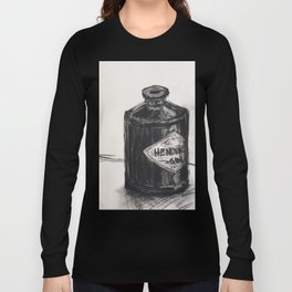 Gin and Charcoal Long Sleeve T-shirt
