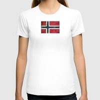 norway T-shirts featuring Norway by Arken25