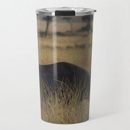 Through the Grass Travel Mug