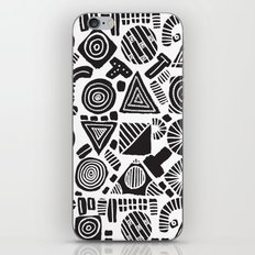 ABSTRACT 006 iPhone & iPod Skin