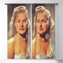 Pat Crowley, Vintage Actress Blackout Curtain