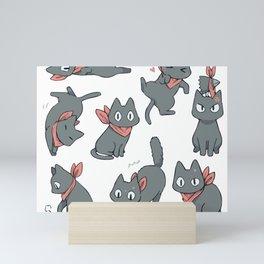 Sakamoto Mini Art Print