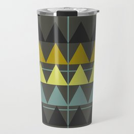 disguise forest || spring neon Travel Mug