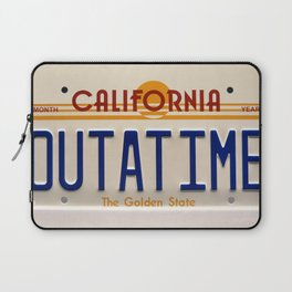 California Out A Time Laptop Sleeve