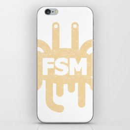 FSM iPhone Skin