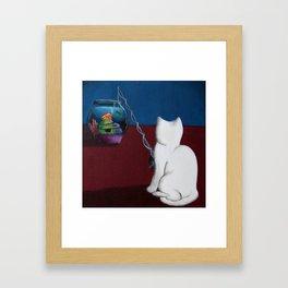 Fish Series 3 Framed Art Print