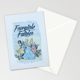 Fairytale Fatales Stationery Cards