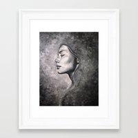 destiny Framed Art Prints featuring Destiny by Pamela Schaefer