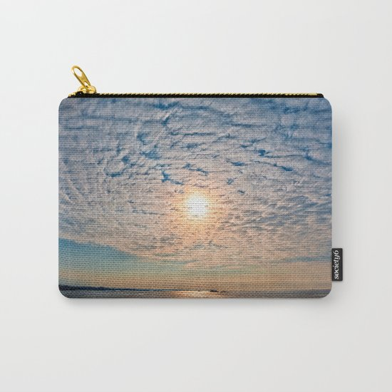 Saint-Malo Sunset Carry-All Pouch
