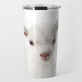 Baby Goat Travel Mug