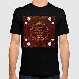 Outlander Wedding Vows T-shirt