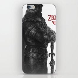 Ganon iPhone Skin