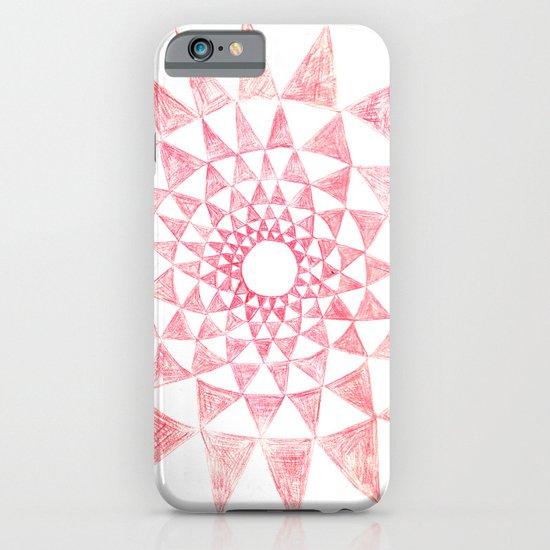 mandala:triangles iPhone & iPod Case