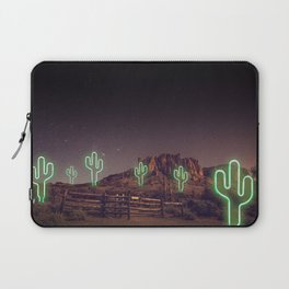 UFO forest Laptop Sleeve