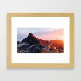 Indonesia Framed Art Print