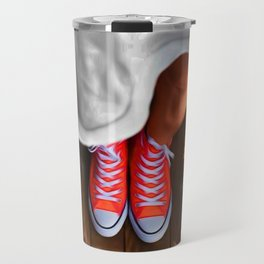 Dress Shoes Travel Mug