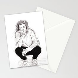 Cute Harry Stationery Cards