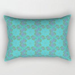 Frostwork Rectangular Pillow