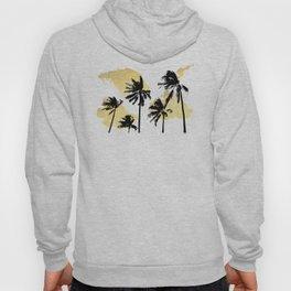 Palm Trees in Moorea Hoody