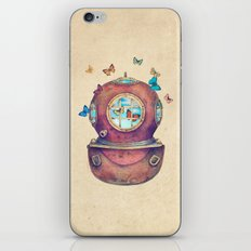 Inner Space iPhone & iPod Skin