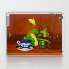 Teacup with Squash Laptop & iPad Skin