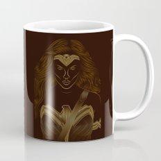 Wonder . Woman Mug